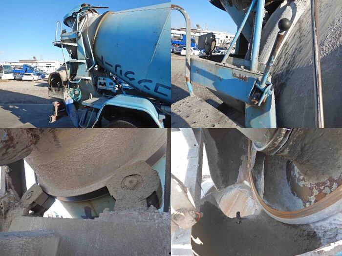 日野 レンジャー 中型 ミキサー・ポンプ BDG-FJ7JDWA H20|リサイクル券 10,810円 トラック 画像 トラック市掲載
