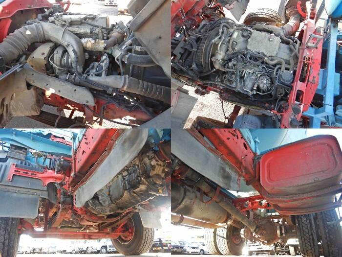 日野 レンジャー 中型 ミキサー・ポンプ BDG-FJ7JDWA H20|型式 BDG-FJ7JDWA トラック 画像 栗山自動車掲載