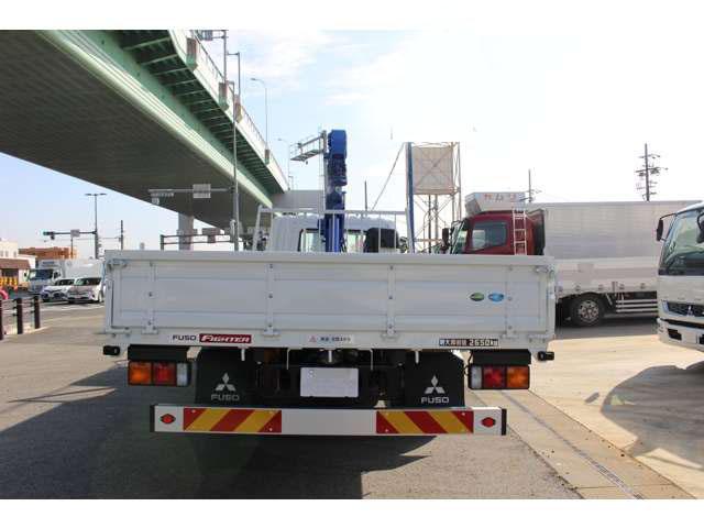 三菱 ファイター 中型 クレーン付 4段 ラジコン|リサイクル券 10,910円 トラック 画像 トラック市掲載
