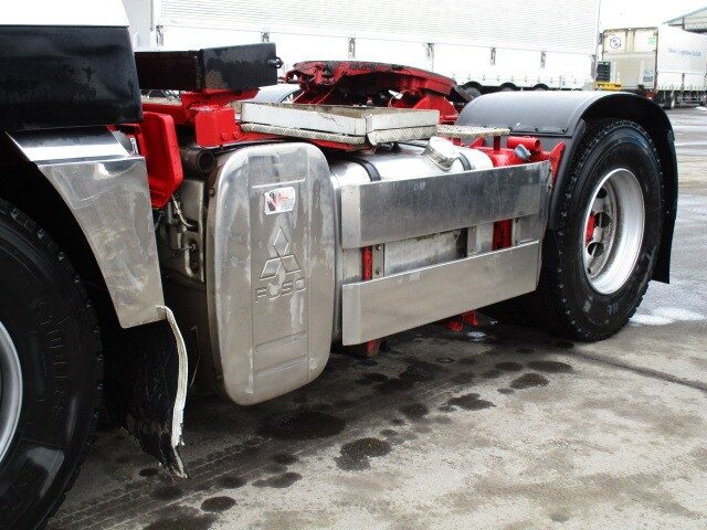三菱 スーパーグレート 大型 トラクタ ハイルーフ 1デフ 画像5