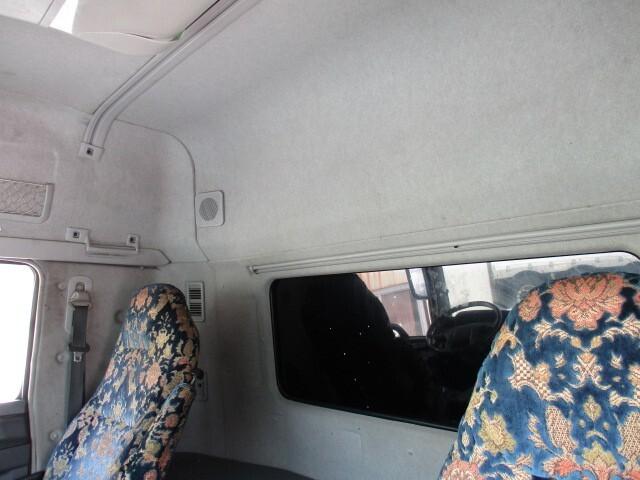 三菱 スーパーグレート 大型 トラクタ ハイルーフ 1デフ 画像9