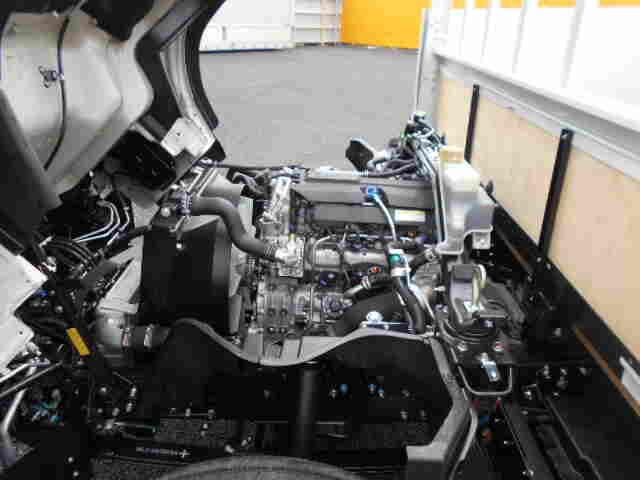 三菱 キャンター 小型 平ボディ パワーゲート アルミブロック|積載 3.5t トラック 画像 ステアリンク掲載