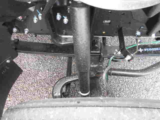 三菱 キャンター 小型 平ボディ パワーゲート アルミブロック|駆動方式 4x2 トラック 画像 リトラス掲載