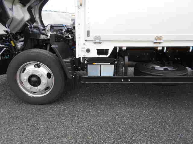 三菱 キャンター 小型 平ボディ パワーゲート アルミブロック|走行距離 - トラック 画像 トラックランド掲載