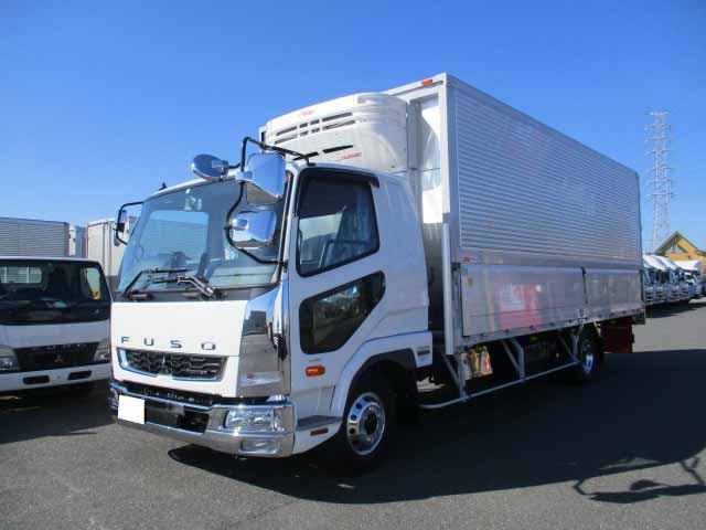 中古 冷凍冷蔵中型 三菱ファイター トラック H31/R1 2KG-FK65F