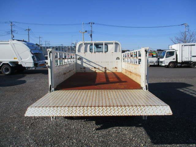 日野 デュトロ 小型 平ボディ パワーゲート 床鉄板|画像3