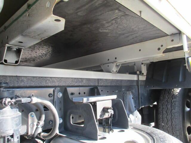 日野 デュトロ 小型 平ボディ パワーゲート 床鉄板|画像18