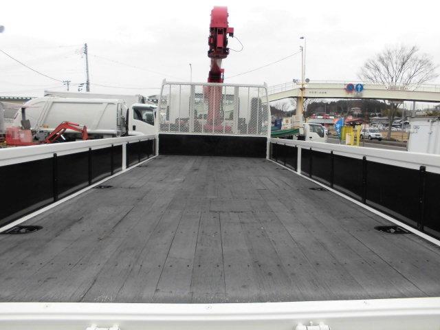 いすゞ フォワード 中型 クレーン付 4段 ラジコン|画像5