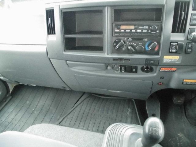 いすゞ フォワード 中型 クレーン付 4段 ラジコン|画像8