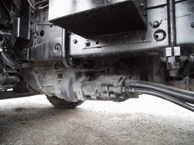 いすゞ フォワード 中型 クレーン付 4段 ラジコン|画像13