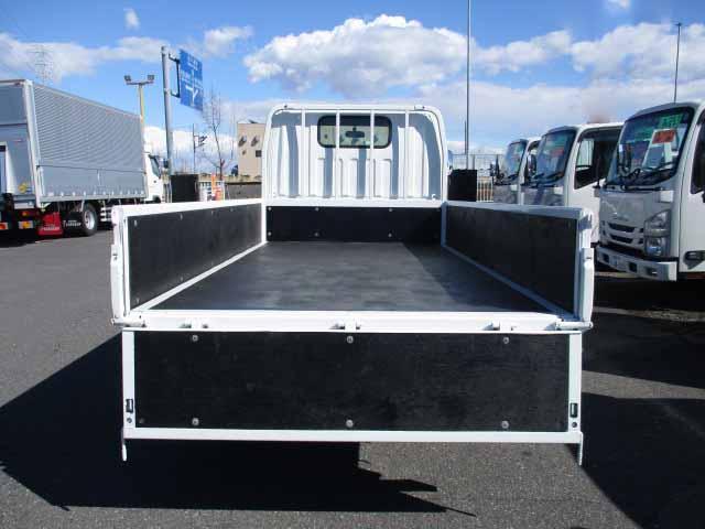 三菱 キャンター 小型 平ボディ BKG-FE70BS H22|トラック 背面・荷台画像 トラック市掲載