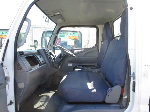 三菱 キャンター 小型 平ボディ BKG-FE70BS H22|シフト MT5 トラック 画像 ステアリンク掲載