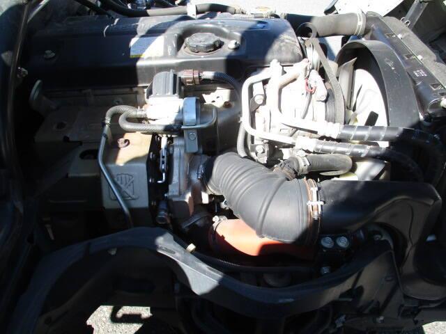 三菱 キャンター 小型 平ボディ BKG-FE70BS H22|運転席 トラック 画像 トラック王国掲載