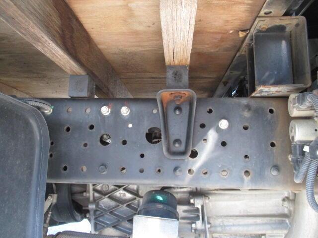 三菱 キャンター 小型 平ボディ BKG-FE70BS H22|コーションプレート トラック 画像 リトラス掲載