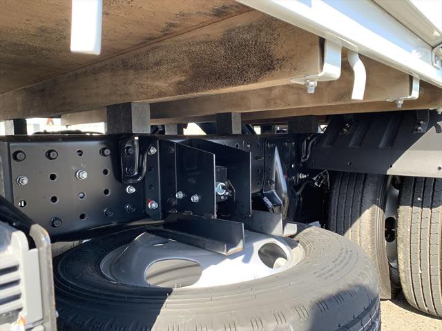 三菱 キャンター 小型 平ボディ TPG-FBA20 H30|架装 パブコ トラック 画像 トラックバンク掲載
