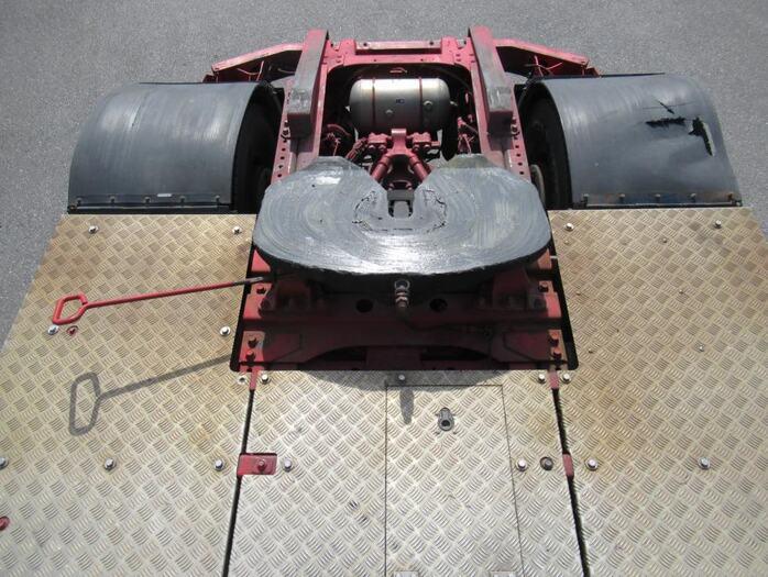 日野 プロフィア 大型 トラクタ ハイルーフ 1デフ|画像10