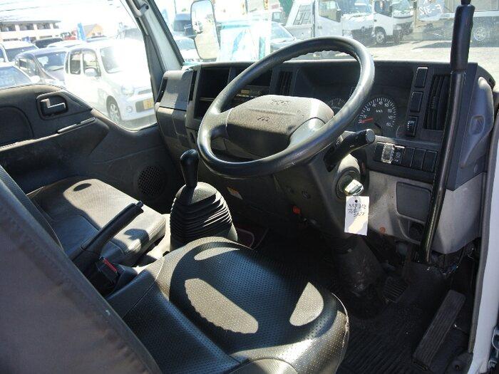 いすゞ エルフ 小型 高所・建柱車 高所作業車 BDG-NKR85N|画像7