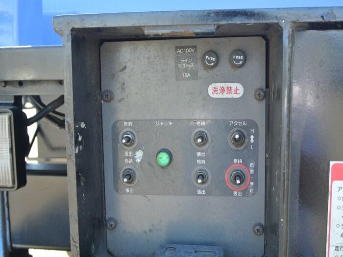 いすゞ エルフ 小型 高所・建柱車 高所作業車 BDG-NKR85N|画像12