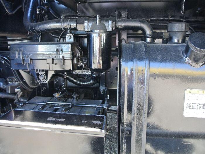 いすゞ エルフ 小型 高所・建柱車 高所作業車 BDG-NKR85N|画像13