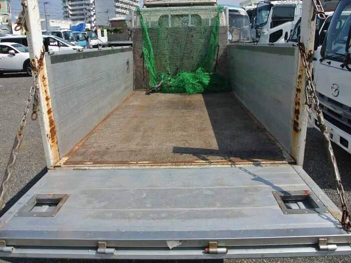 いすゞ エルフ 小型 平ボディ BKG-NJR85A H20 シフト MT5 トラック 画像 ステアリンク掲載