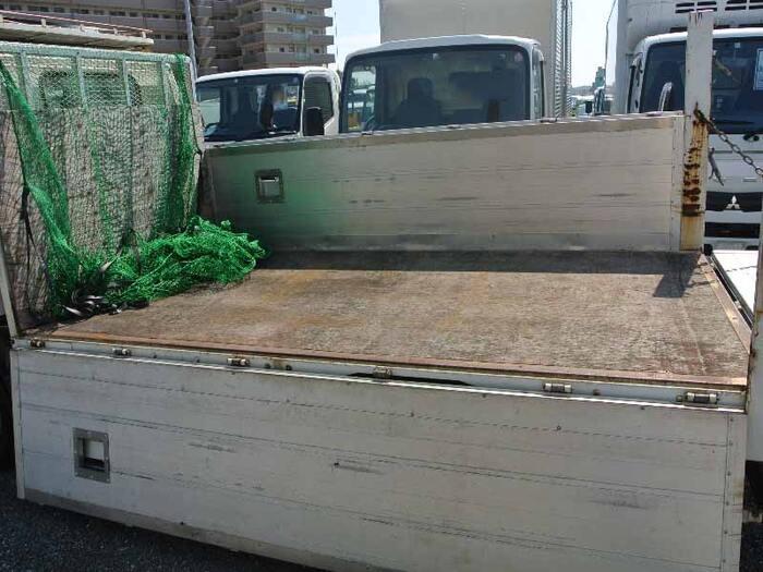 いすゞ エルフ 小型 平ボディ BKG-NJR85A H20 年式 H20 トラック 画像 トラックサミット掲載