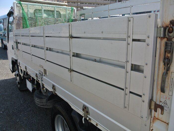 いすゞ エルフ 小型 平ボディ BKG-NJR85A H20 駆動方式 4x2 トラック 画像 リトラス掲載