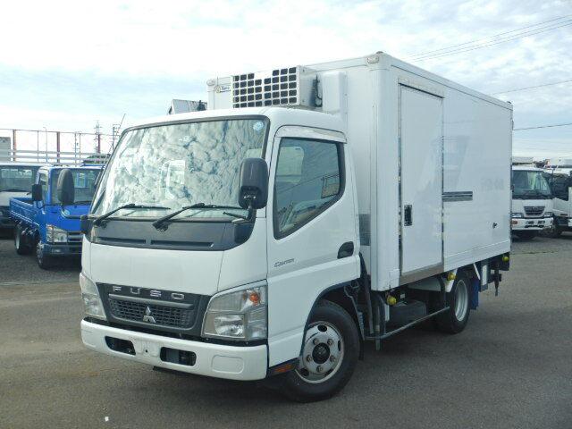中古 冷凍冷蔵小型(2トン・3トン) 三菱キャンター トラック H20 PDG-FE72D