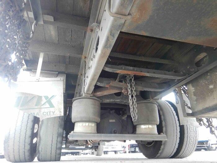 三菱 ファイター 中型 クレーン付 エアサス 4段 画像16