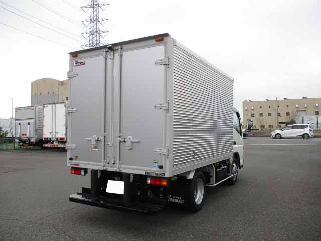 三菱 キャンター 小型 アルミバン サイドドア 2PG-FEAV0 画像2
