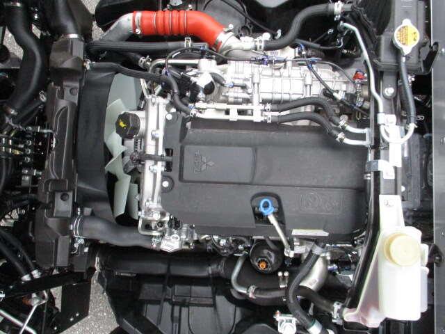 三菱 キャンター 小型 アルミバン サイドドア 2PG-FEAV0 画像12