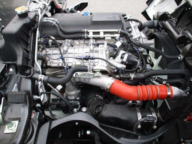 三菱 キャンター 小型 アルミバン サイドドア 2PG-FEAV0 画像14