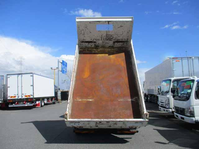 日野 デュトロ 小型 ダンプ ローダー TKG-XZU700X トラック 背面・荷台画像 トラック市掲載
