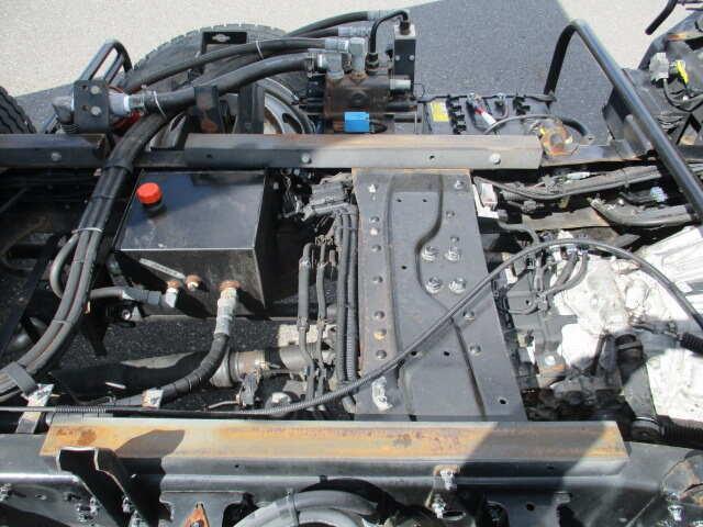日野 デュトロ 小型 ダンプ ローダー TKG-XZU700X コーションプレート トラック 画像 リトラス掲載