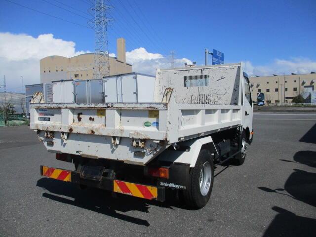 日野 デュトロ 小型 ダンプ ローダー TKG-XZU700X エンジン トラック 画像 トラスキー掲載