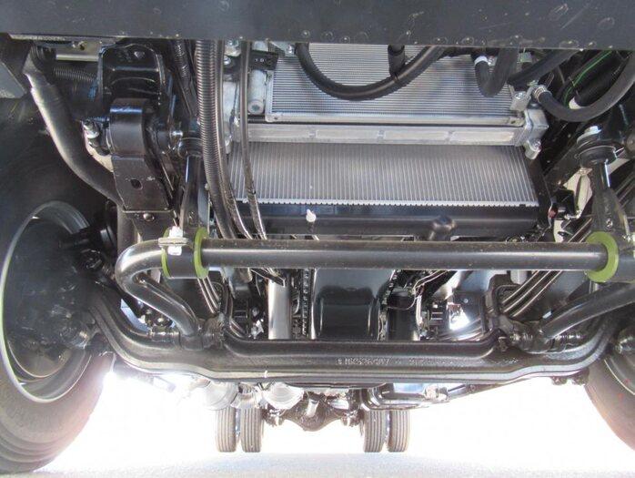 三菱 ファイター 中型 平ボディ アルミブロック ベッド|型式 2KG-FK62FZ トラック 画像 栗山自動車掲載