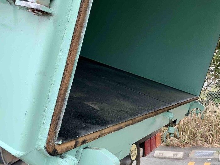 いすゞ ギガ 大型 アームロール コンテナ付き ツインホイスト|エンジン トラック 画像 トラスキー掲載