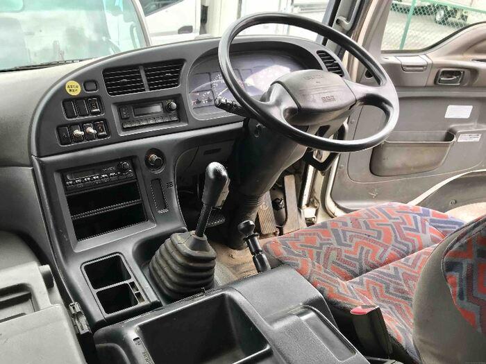 いすゞ ギガ 大型 アームロール コンテナ付き ツインホイスト|積載 10.6t トラック 画像 ステアリンク掲載