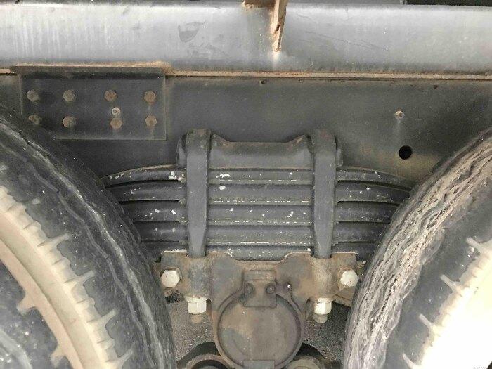 いすゞ ギガ 大型 アームロール コンテナ付き ツインホイスト|架装 ヒアブ 新明和 トラック 画像 トラックバンク掲載