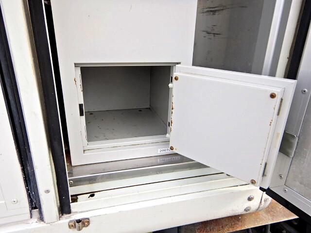 いすゞ エルフ 小型 アルミバン ボトルカー サイドドア|架装 須河車体 トラック 画像 トラックバンク掲載