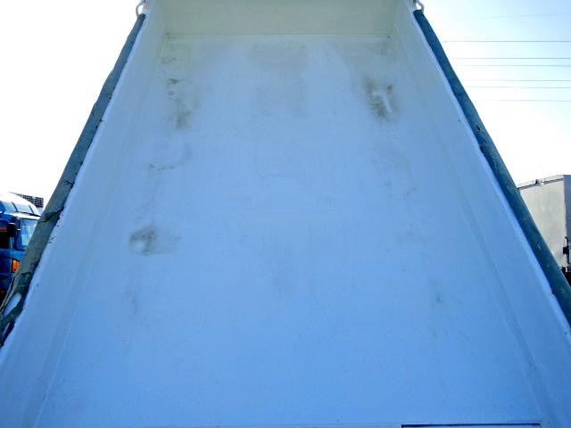 三菱 ファイター 中型 ダンプ Lゲート コボレーン|走行距離 11万km トラック 画像 トラックランド掲載