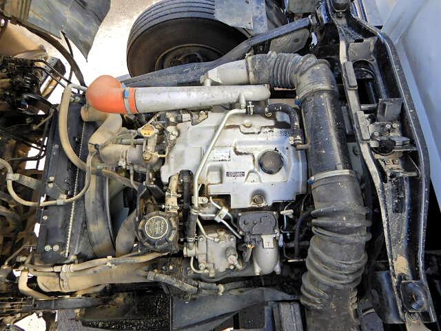 三菱 ファイター 中型 ダンプ Lゲート コボレーン|車検  トラック 画像 キントラ掲載