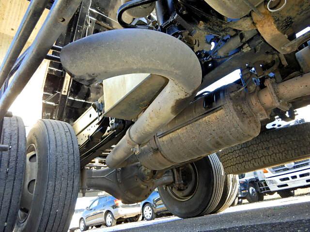 三菱 ファイター 中型 ダンプ Lゲート コボレーン|タイヤ トラック 画像 トラック市掲載