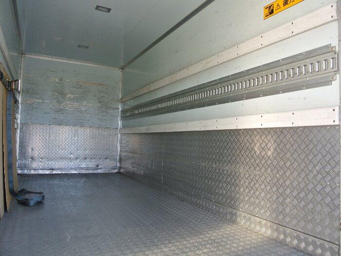 日産 アトラス 小型 アルミバン パワーゲート 床鉄板 画像5