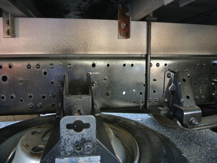 日産 アトラス 小型 アルミバン パワーゲート 床鉄板 画像16