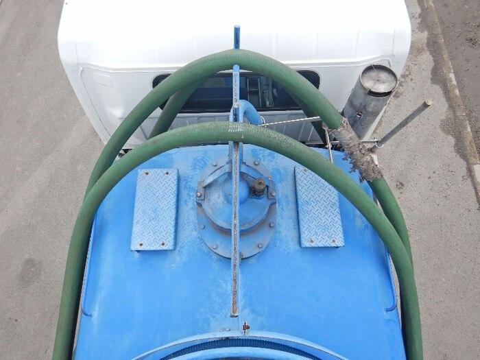 三菱 キャンター 小型 タンク車 バキューム PDG-FE83DY 画像6