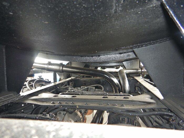 三菱 キャンター 小型 タンク車 バキューム PDG-FE83DY 画像13