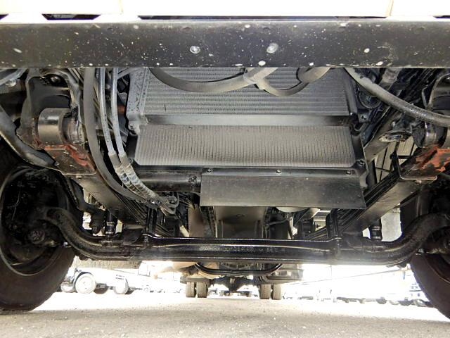 三菱 ファイター 中型 ウイング 幌ウイング 床鉄板|画像17