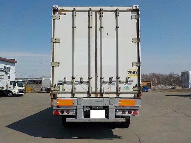 国内・その他 国産車その他 その他 トレーラ 2軸 FKD240A改|トラック 背面・荷台画像 トラック市掲載