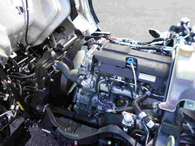 三菱 キャンター 小型 ウイング 2PG-FEB80 H31/R1 走行距離 - トラック 画像 トラックランド掲載