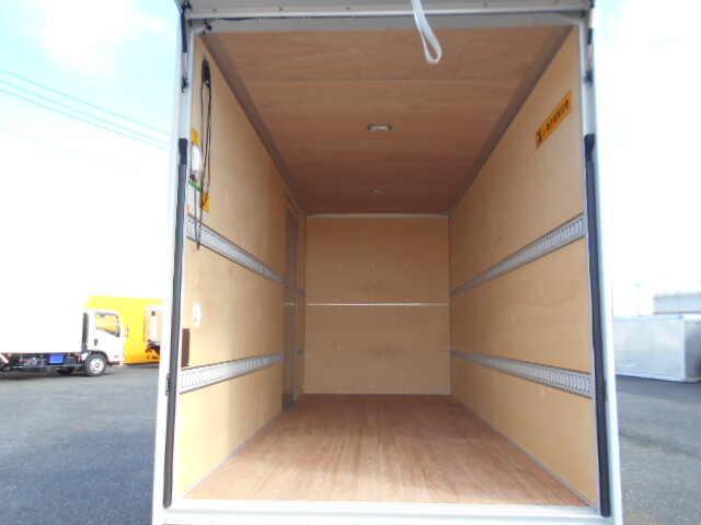 三菱 キャンター 小型 アルミバン パワーゲート サイドドア|車検  トラック 画像 キントラ掲載